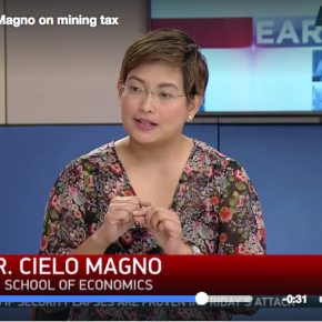 Tax reform should include mining
