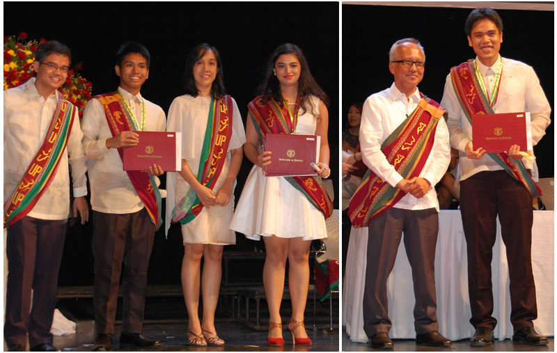 """sicat award thesis 1st place, gerardo p sicat award for best thesis (""""the myth of legislation: determining the real barriers to equity investment in the philippines"""") 2."""